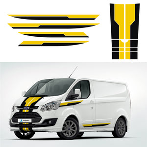Ford Transit Custom Stripes 02 - Autograph-X
