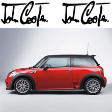 Load image into Gallery viewer, John Cooper Signature (x2) - Autograph-X