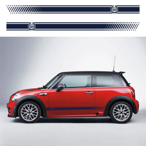 Mini Side Stripes 04 - Autograph-X