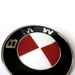 BMW Badge Overlay Decals