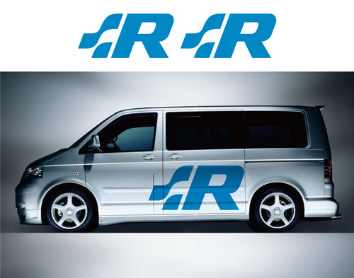 VW Transporter Side Stripes 11 - Autograph-X