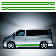 Load image into Gallery viewer, VW Transporter LWB Side Stripes 02