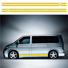 Load image into Gallery viewer, VW Transporter SWB Side Stripes 02