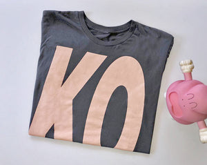 Camiseta adulto KO