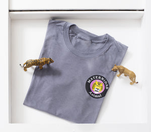 Camiseta Maternidad Animal