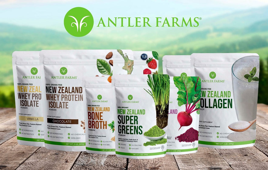 Antler Farms Products