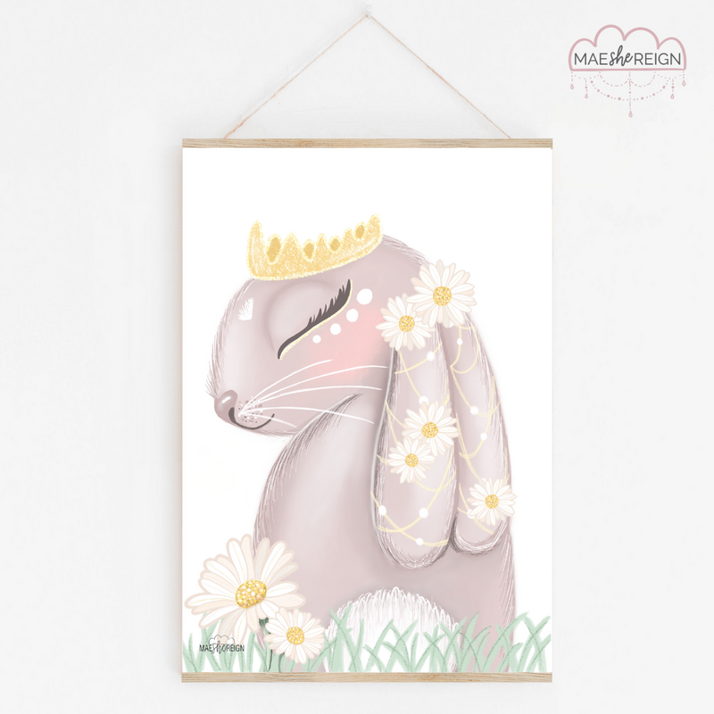 Honey Meadows Esther the Royal Bunny - Mae She Reign - Creative Studio
