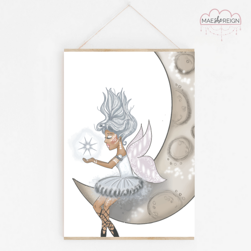Nova the Moon Fairy - Mae She Reign - Creative Studio