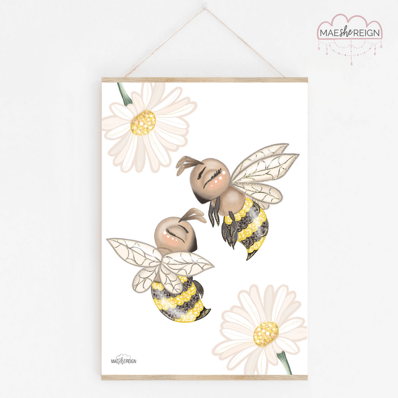Honey Meadows Bee's - Mae She Reign - Creative Studio