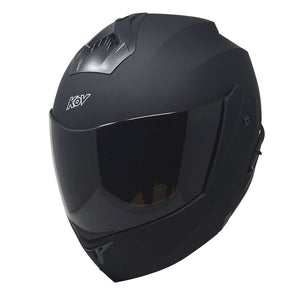 Casco Stealth Negro Mate