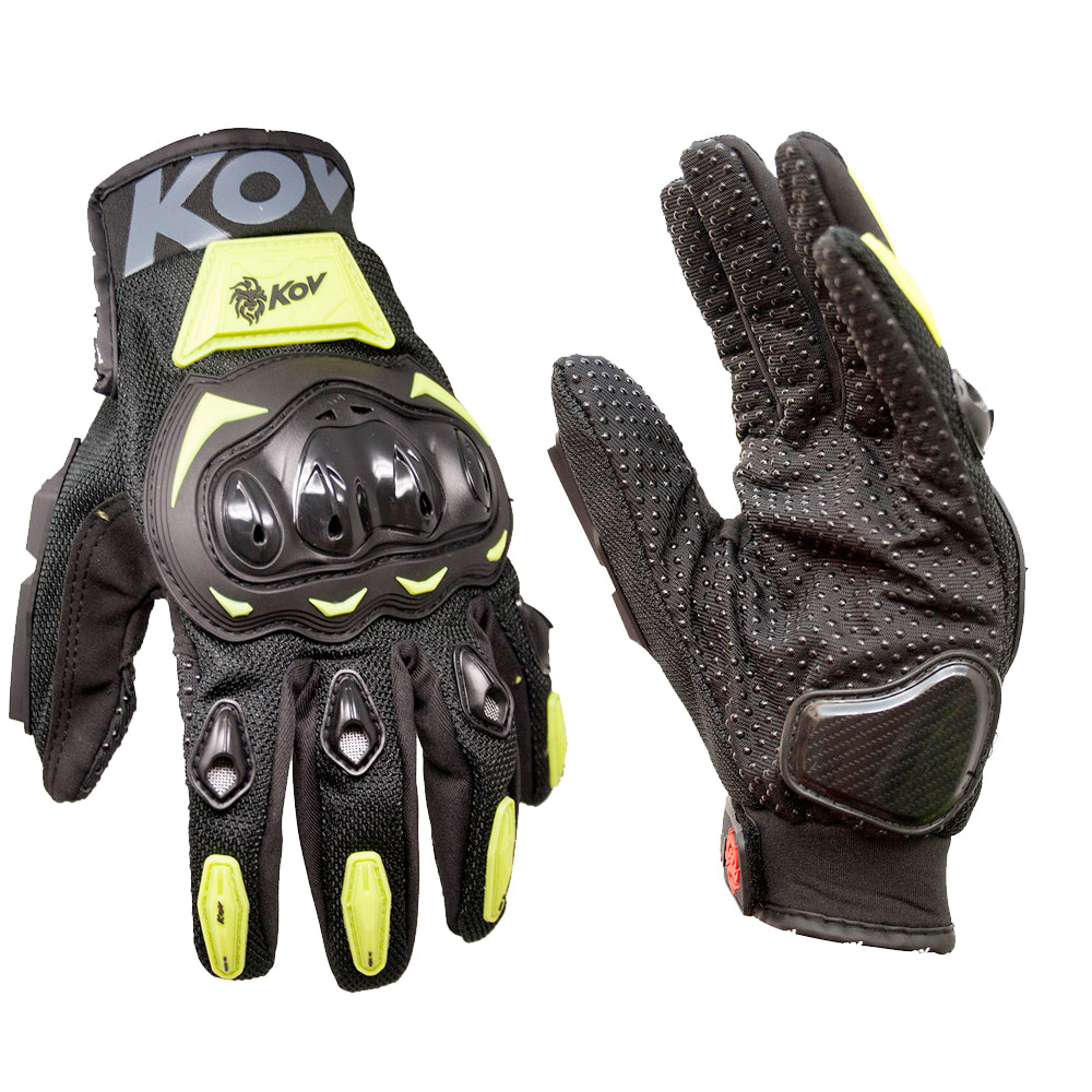 Guantes Element N-Amarillo