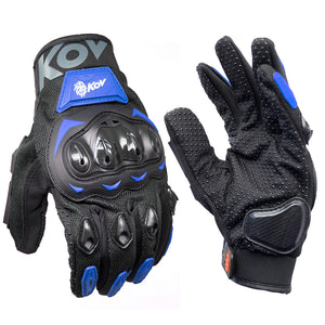 Guantes Element N-Azul