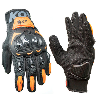 Guantes Element N-Naranja