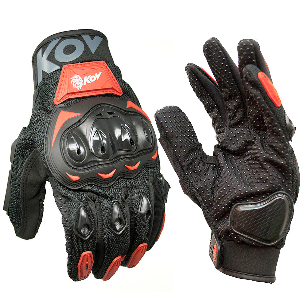 Guantes Element N-Rojo