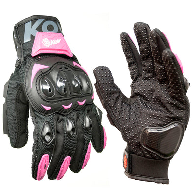 Guantes KOV Element N-Rosa