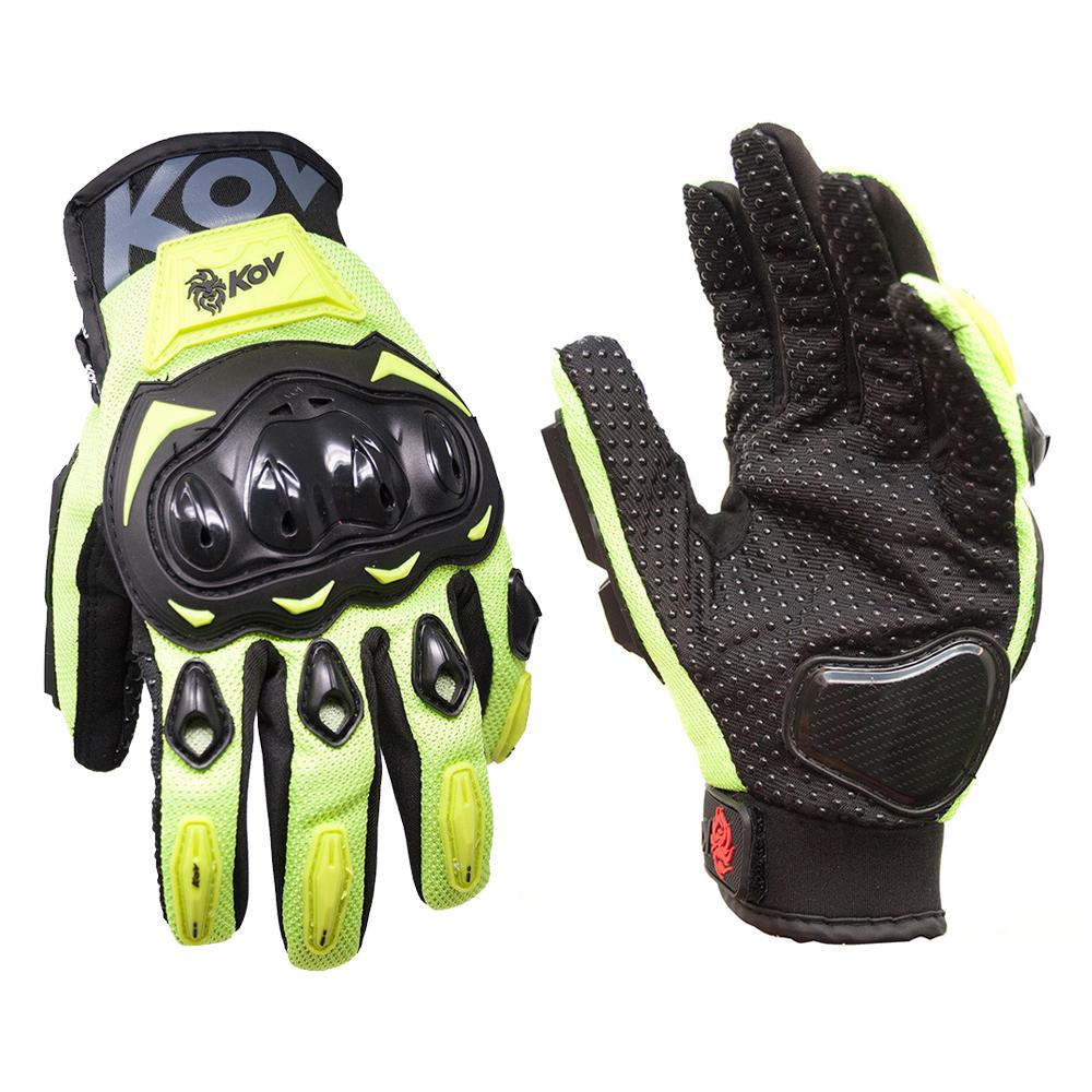 Guantes KOV Element Amarillo