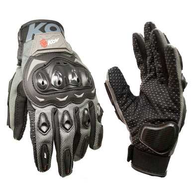 Guantes KOV Element Gris