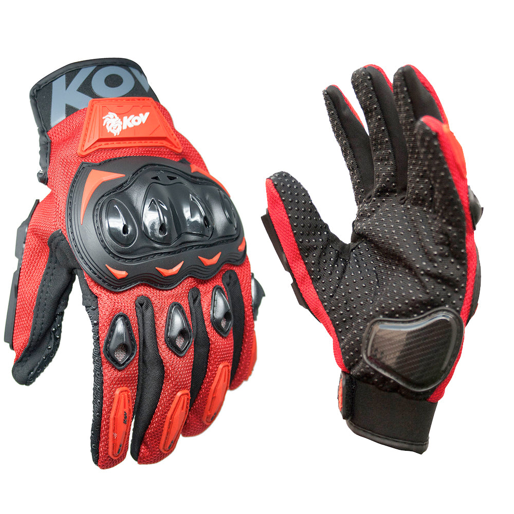 Guantes Element Rojo