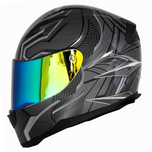Casco Kov Blackat