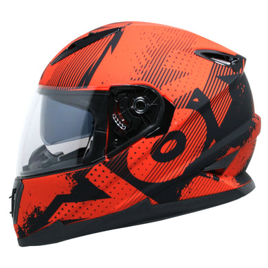 Casco Veneno Match One Rojo