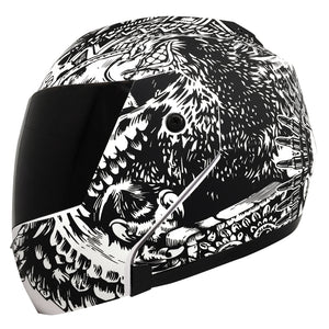Casco Stealth Zapata Blanco