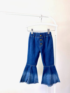 Kids Margherita Denim Bell Bottom