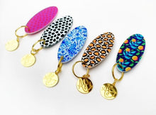 Load image into Gallery viewer, Audra Style™ Print Key Fobs