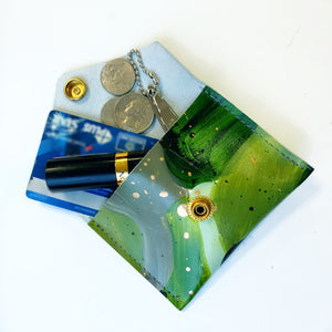 Camo Coin Purse/Cardholder