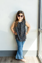 Load image into Gallery viewer, Kids Margherita Denim Bell Bottom