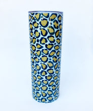 Load image into Gallery viewer, Leopard Print Tumbler Insulated Mug