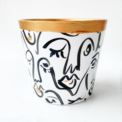Abstract Face Planter - Small