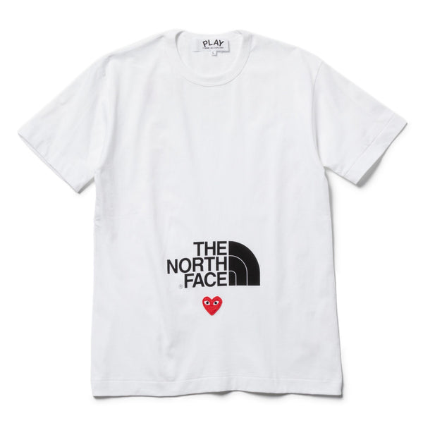 COMME des GARCONS Play The North Face x Play T-Shirt ( Men )
