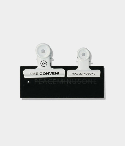 fragment design x THE CONVENI x PMO BULLDOG CLIP [ S & L Set ]