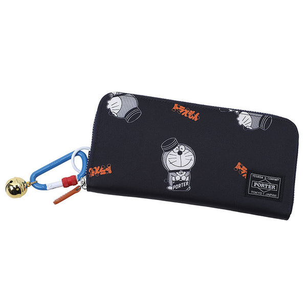 PORTER x DORAEMON LONG WALLET [ 381-03096 ]