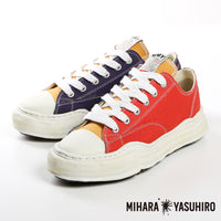 "Maison MIHARA YASUHIRO ""PETERSON"" OG Sole Over Dyed Low-top Sneaker [ A05FW728 ]"
