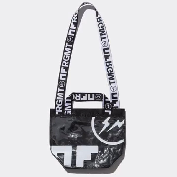 THE CONVENI x fragment NFRGMT CLEAR BAG S