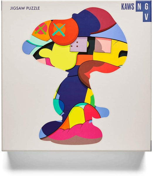 KAWS NGV Puzzle [ No One`s Home ]