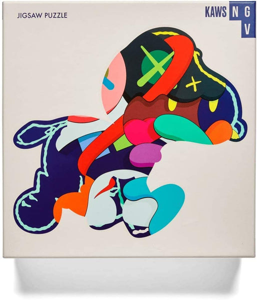 KAWS NGV Puzzle [ Stay Steady ]