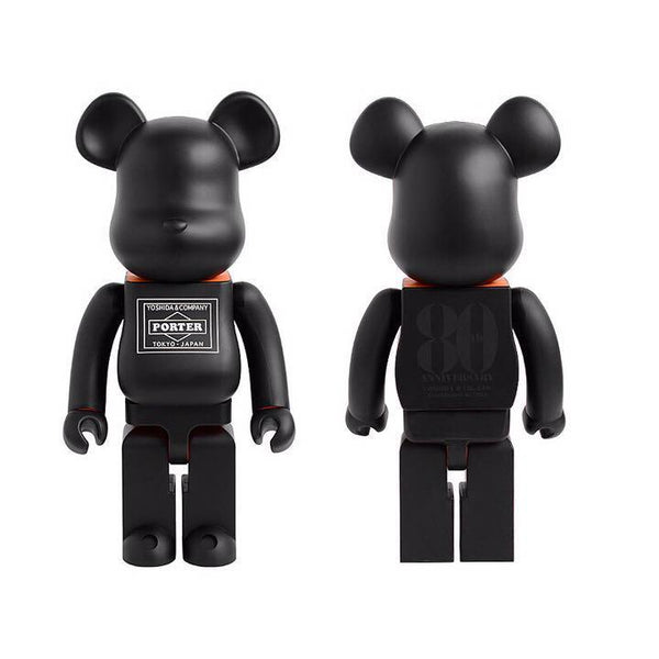 PORTER × BE@RBRICK 1000% 80th Anniversary