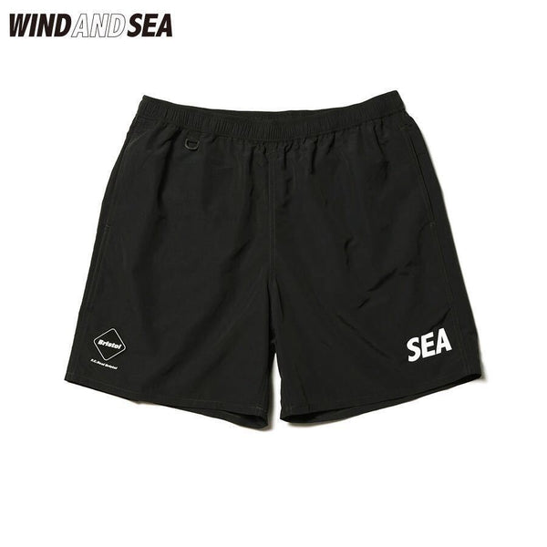 F.C.R.B. x WIND AND SEA SHORT PANTS