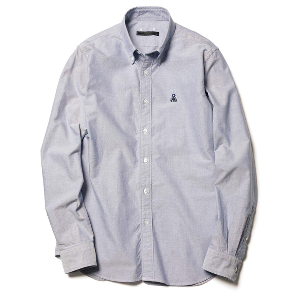SOPH. BASIC LINE OXFORD B.D SHIRT