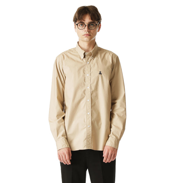 SOPH. 21S/S SCORPION BASIC BD SHIRT