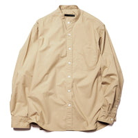 SOPH. 21S/S BIG BAND COLLAR SHIRT