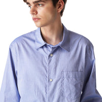 SOPH. 21S/S REGULAR COLLAR LONG SHIRT