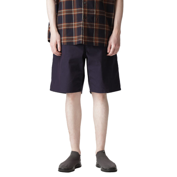 SOPH. 21S/S C/N LIGHT CANVAS RELAX FIT BASIC SHORTS