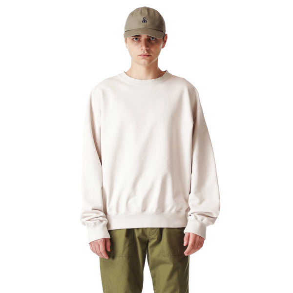 SOPH. 21S/S WIDE CREWNECK SWEAT