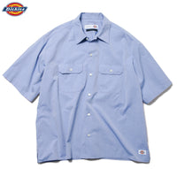 [ 4/28 release ] SOPH. 21S/S S/S DICKIES BAGGY CHAMBRAY WORK SHIRT