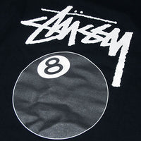 the POOL aoyama x fragment design x STUSSY 8 BALL SWEAT