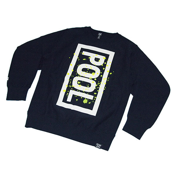 the POOL aoyama x FORTY PERCENTS AGAINST RIGHTS DRIP SWEAT PULLOVER