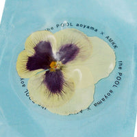the POOL aoyama AMKK PROJECT PRESSED FLOWER STICKER (L)
